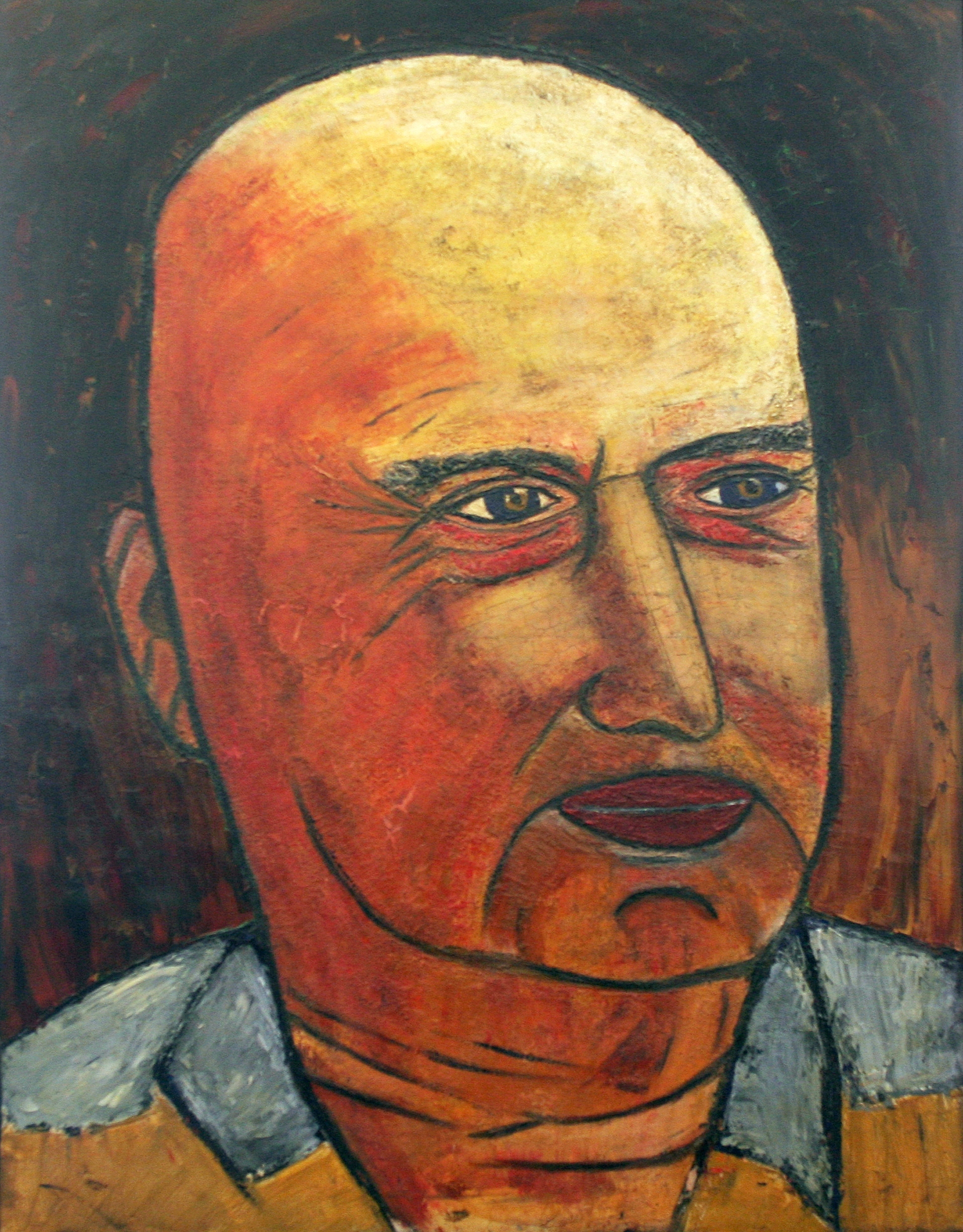 Portrait_of_the_Artist_as_an_old_man_-_Canvas_30x40