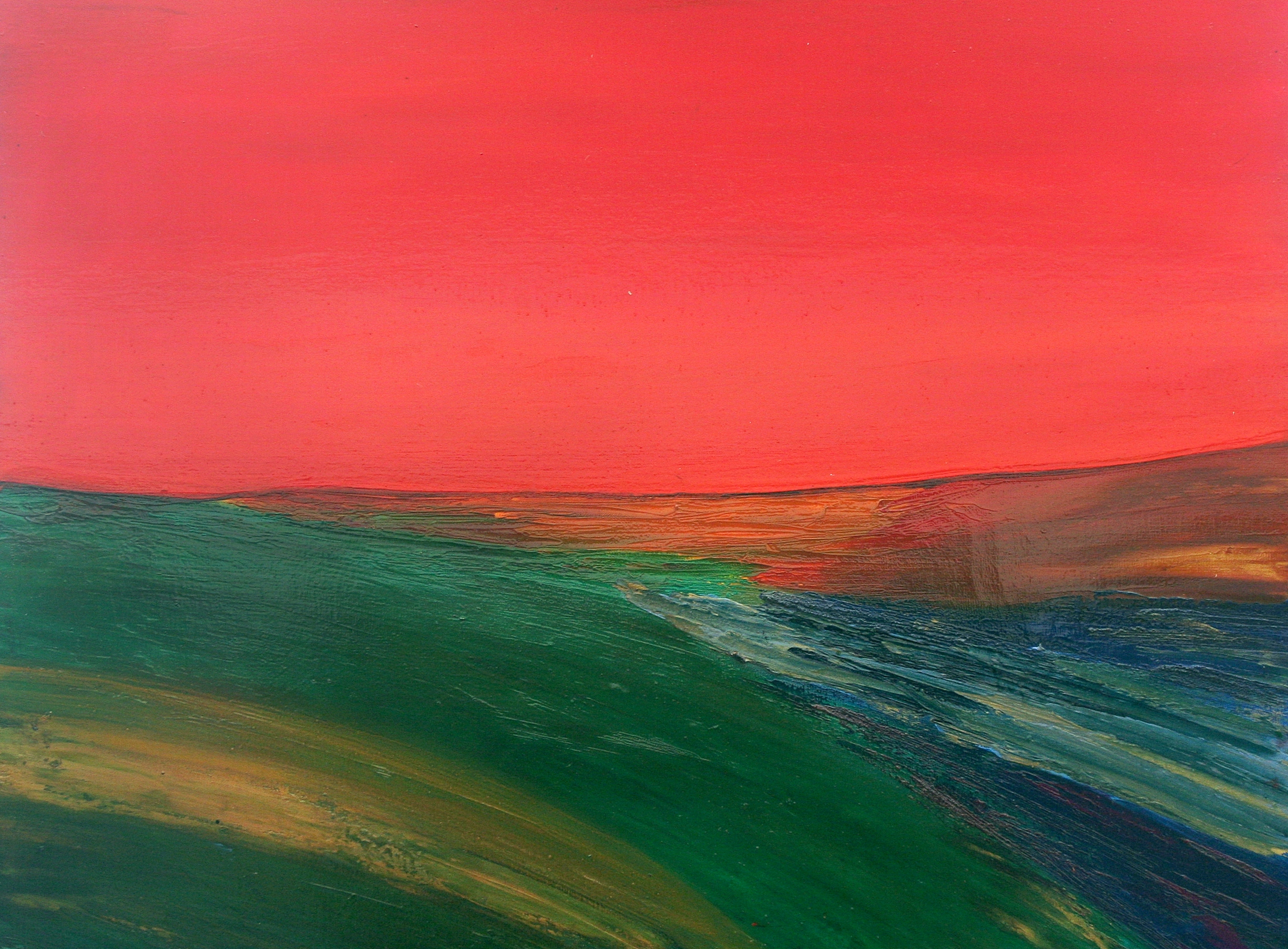 Red_Sky_-_Canvas_30x40